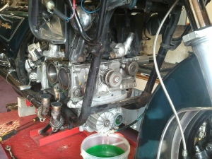 GL1100 Head Gaskets and Full Service
