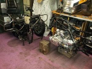 GL1200 Frame Swap (Left Frame to Right Frame)